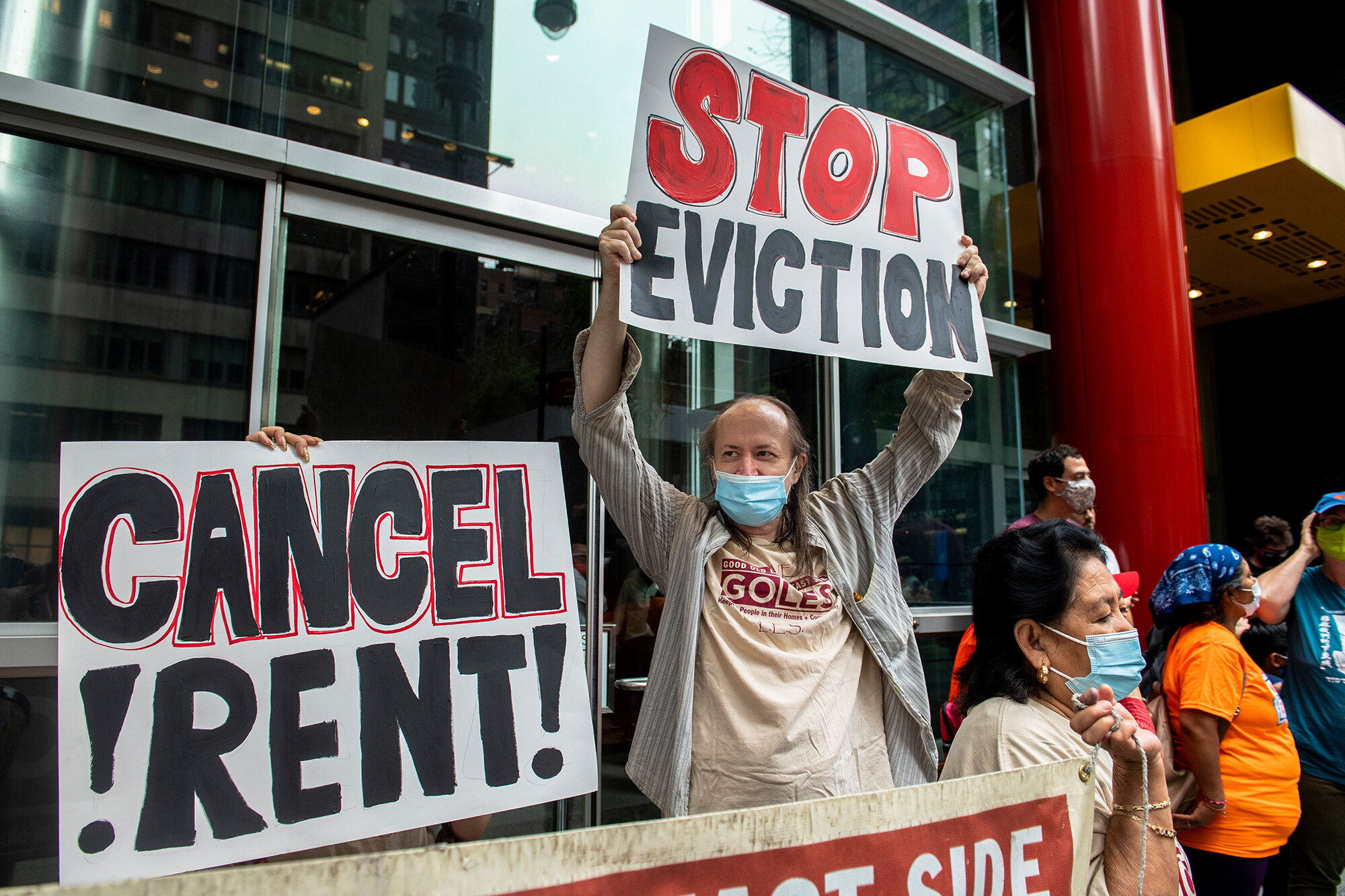<i>Brittainy Newman/AP</i><br/>The Biden administration's extension of the eviction moratorium will be more limited