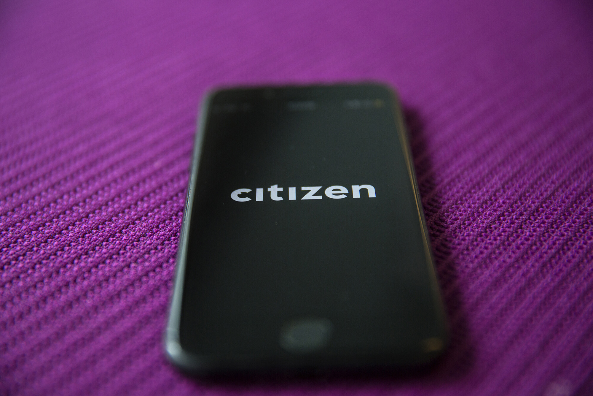 <i>Victor J. Blue/Bloomberg/Getty Images</i><br/>Citizen launched Tuesday a paid private security product called Protect.