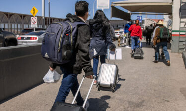 A federal judge in Texas has ordered the Biden administration to revive a Trump-era border policy that required migrants to stay in Mexico until their US immigration court date.