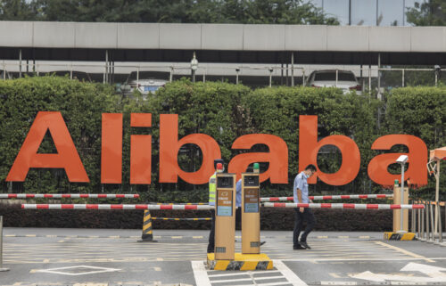 Alibaba unveils a 50% increase in its share repurchase plans Tuesday. This image shows the Alibaba Group Holding Ltd. headquarters in Hangzhou
