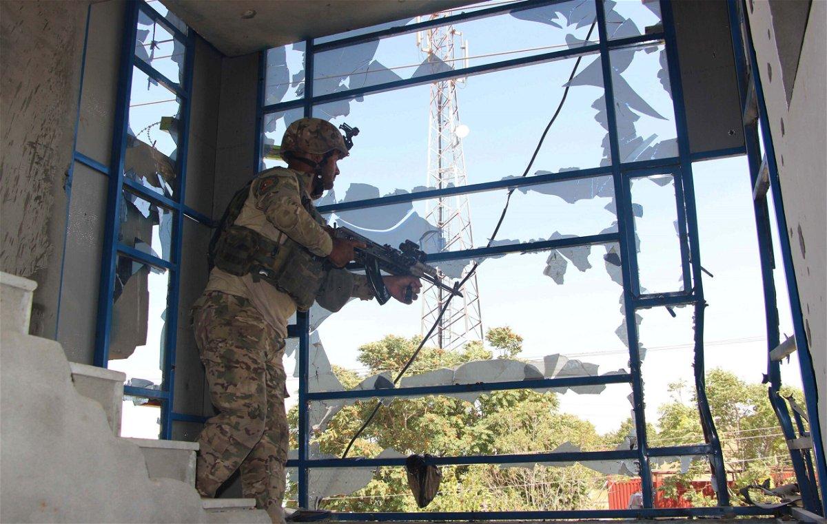 <i>Ajmal Kakar/Xinhua/Getty Images</i><br/>The Taliban has seized control of Kunduz in northern Afghanistan