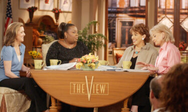 Left to right: Meredith Vieira