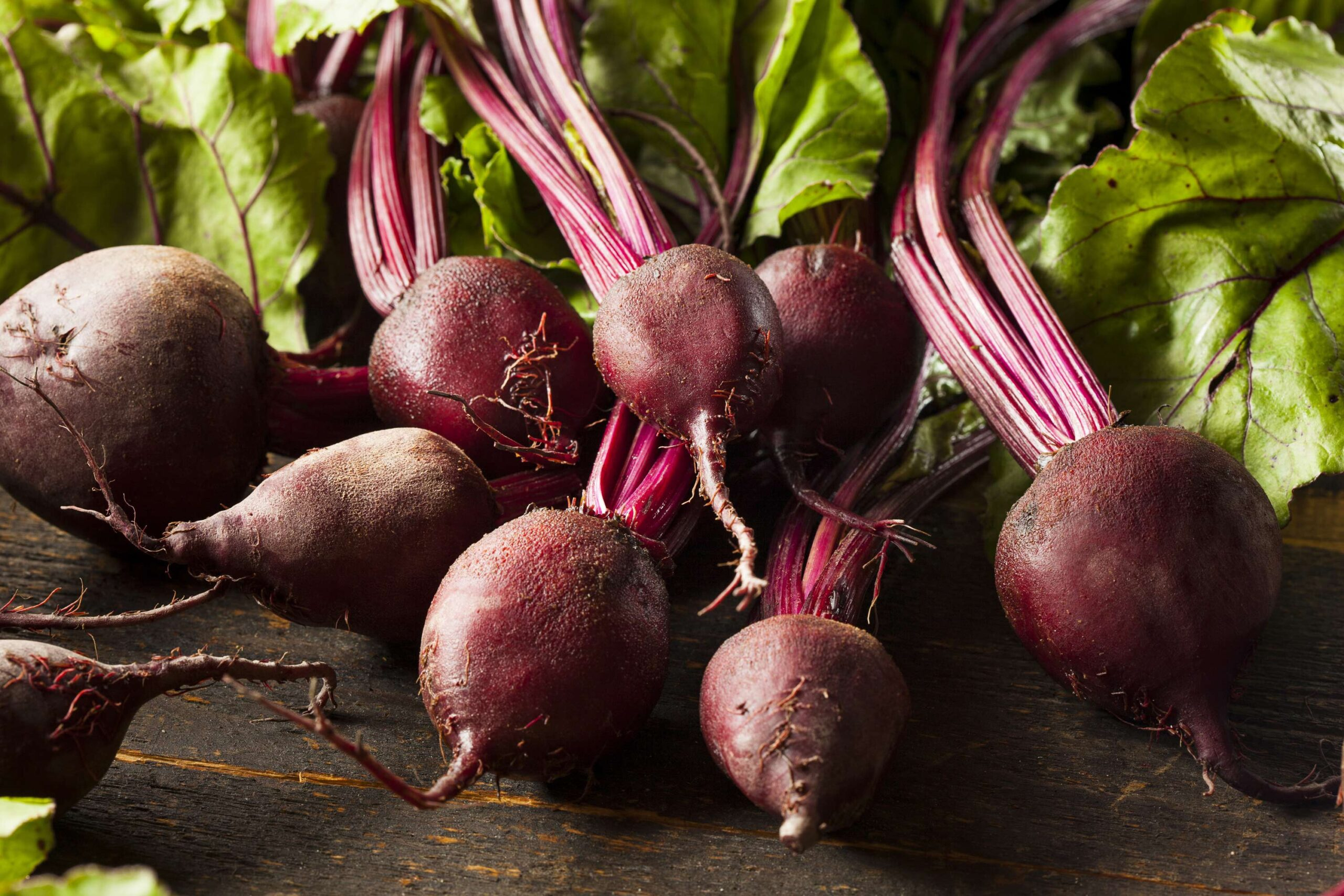 <i>Brent Hofacker/Adobe Stock</i><br/>Beets are filled with nutrients like vitamin C and iron.