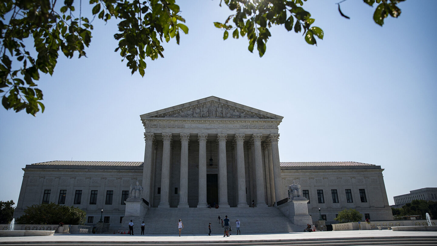 <i>Al Drago/Bloomberg/Getty</i><br/>A death row inmate in Texas asks the Supreme Court