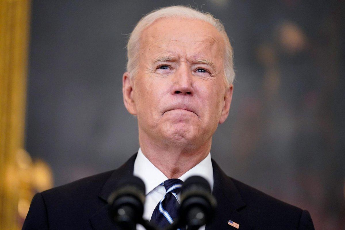 <i>Andrew Harnik/AP</i><br/>President Joe Biden