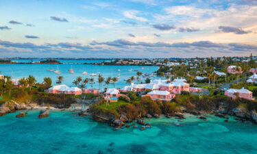 """Antigua and Barbuda in the Caribbean and Bermuda in the Atlantic were added to the """"very high"""" risk category of the US Centers for Disease Control and Prevention's regularly updated list of travel advisories."""