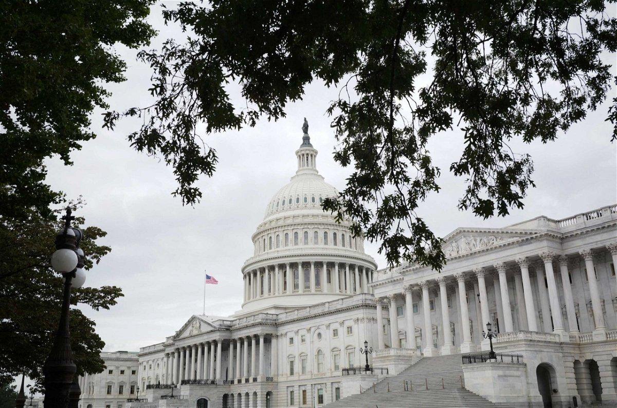 <i>MANDEL NGAN/AFP/Getty Images</i><br/>The U.S. Capitol Building.