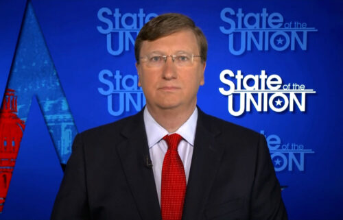 Mississippi Gov. Tate Reeves on September 19 stood by his state's response to the coronavirus pandemic