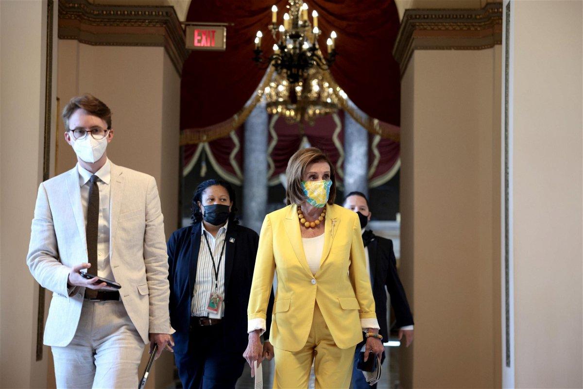 <i>Anna Moneymaker/Getty Images</i><br/>Top Democrats