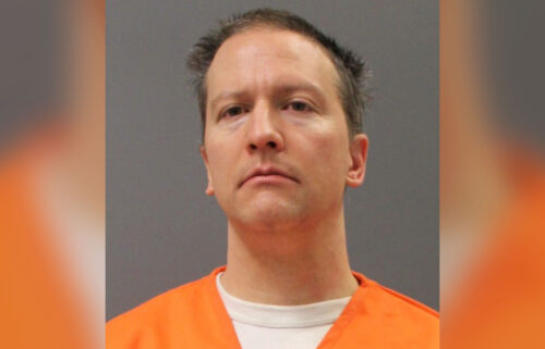 Booking photo of Derek Chauvin released by the Minnesota Department of Corrections on April 21.