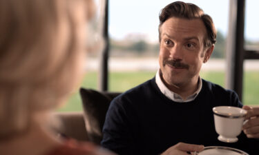 """""""Ted Lasso"""" is nominated for 20 Emmy Awards."""