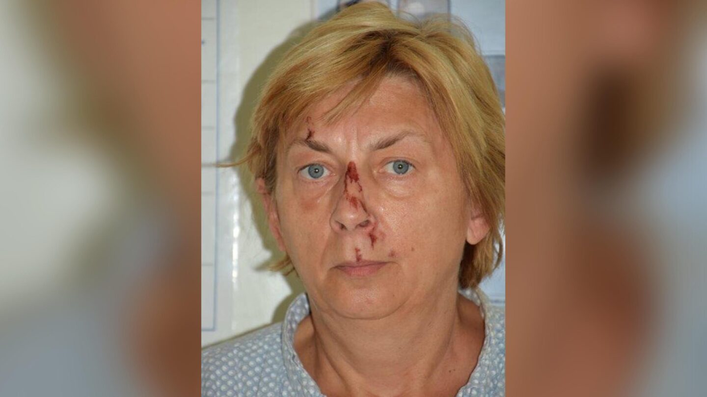 <i>Primorsko-Goranska Police</i><br/>The woman did not know where she came from or how she came to be on the island