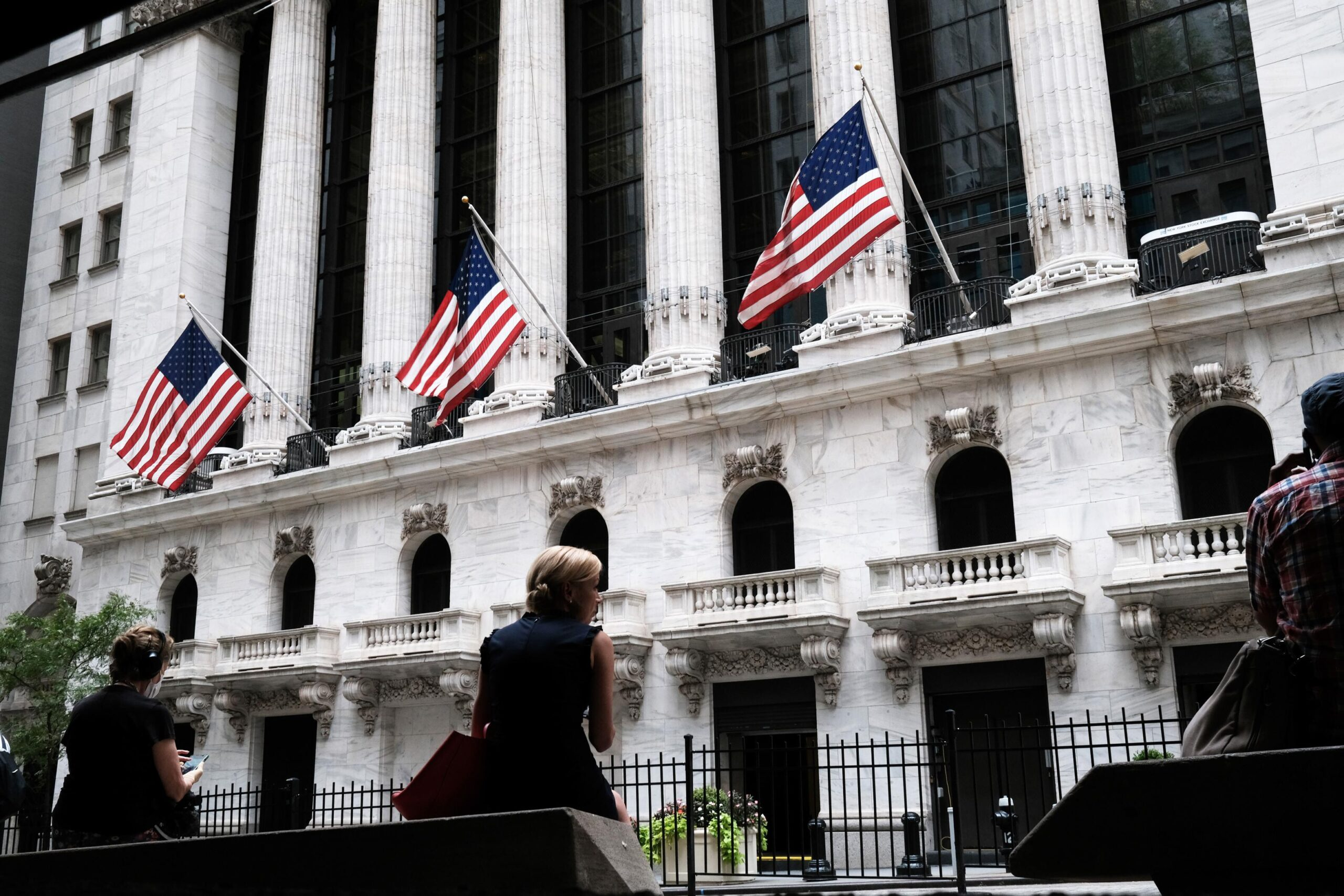 <i>Spencer Platt/Getty Images</i><br/>The stock market is afraid again. Here's what that means for your investments.