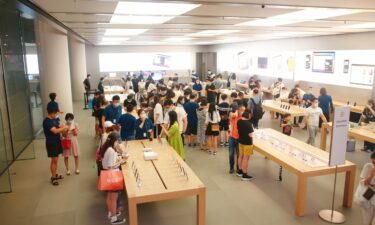 Apple officially launched its next-generation iPhone 13 line on Friday.