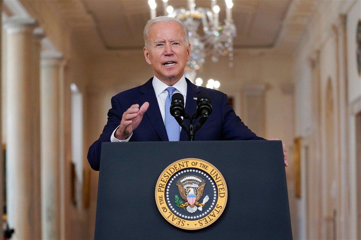 <i>Evan Vucci/AP</i><br/>President Joe Biden