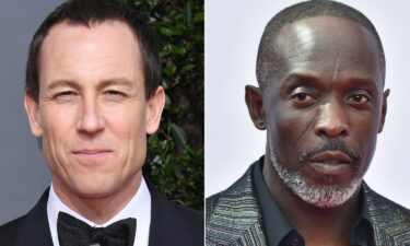 Tobias Menzies dedicated his Emmy win to Michael K. Williams.