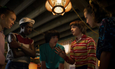 """The teaser for 'Stranger Things"""" which Netflix debuted the teaser which was long enough to show there's a different tone for the upcoming season"""