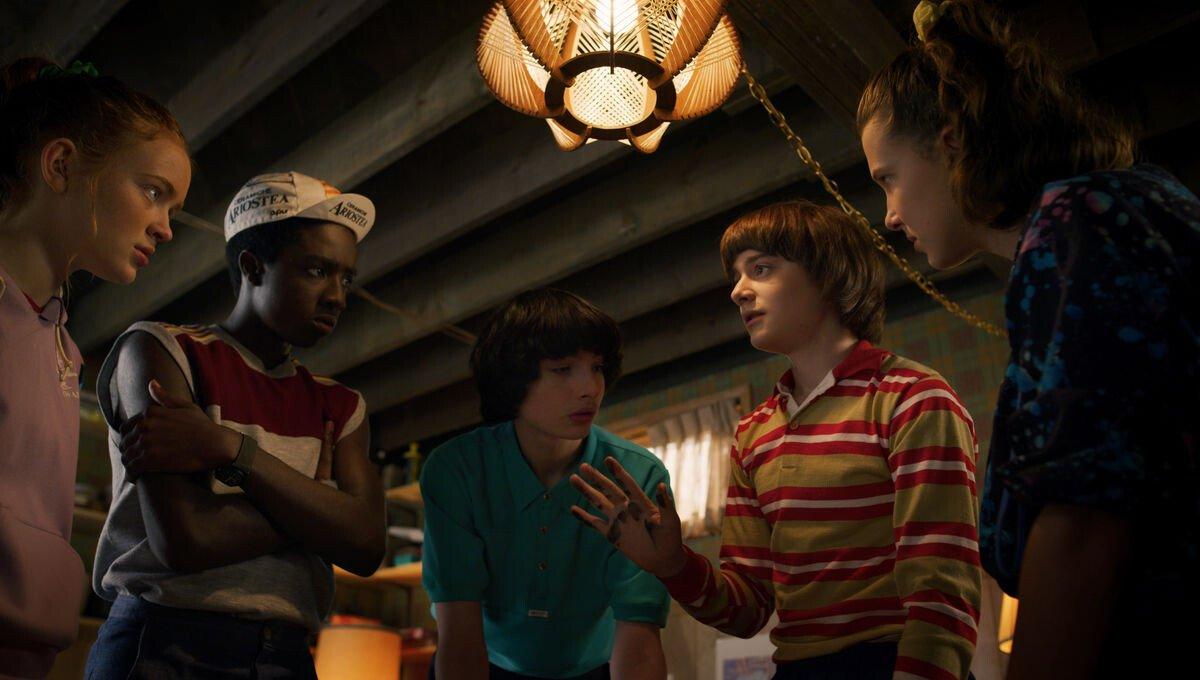 <i>Netflix/Courtesy of Netflix</i><br/>The teaser for 'Stranger Things