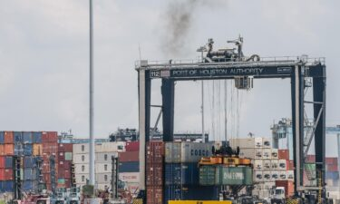 Suspected foreign government-backed hackers last month reportedly breached a computer network at one of the largest ports on the US Gulf Coast