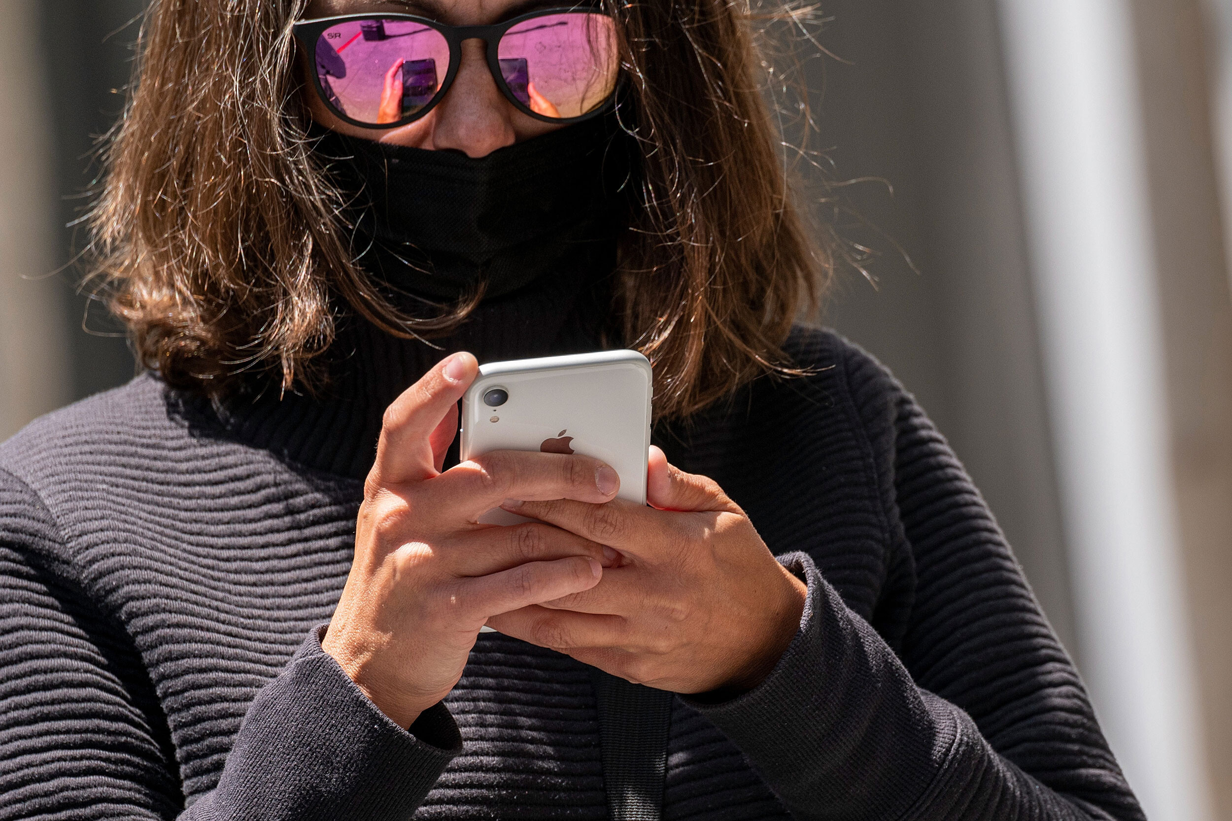 <i>David Paul Morris/Bloomberg/Getty Images</i><br/>Many of changes coming to iOS 15 reflect how our needs have changed during the pandemic.