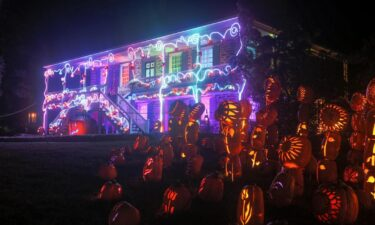 Over-the-top Halloween displays from across America