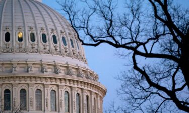 A US Capitol Police officer was attacked on Friday morning by a woman carrying a baseball bat.