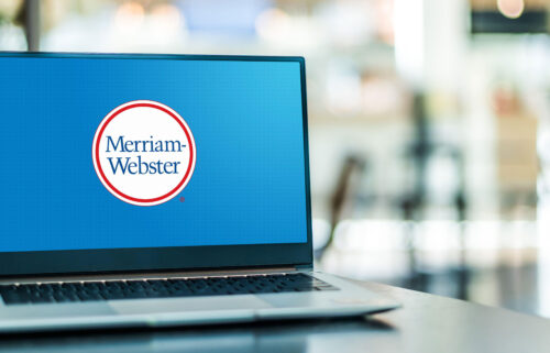 Merriam-Webster has added 455 new words to the dictionary this month.