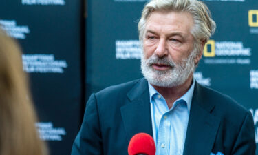 Alec Baldwin has broken his silence in the wake of a fatal shooting on the set of his new film. Baldwin is shown here at Hamptons International Film Festival on October 07