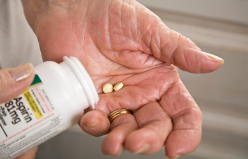 CNN Medical Analyst Dr. Leana Wen advises talking to your doctor before taking aspirin to protect heart health so you can weigh the risks and benefits.