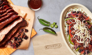 Brisket is soon disappearing from Chipotle's menu.