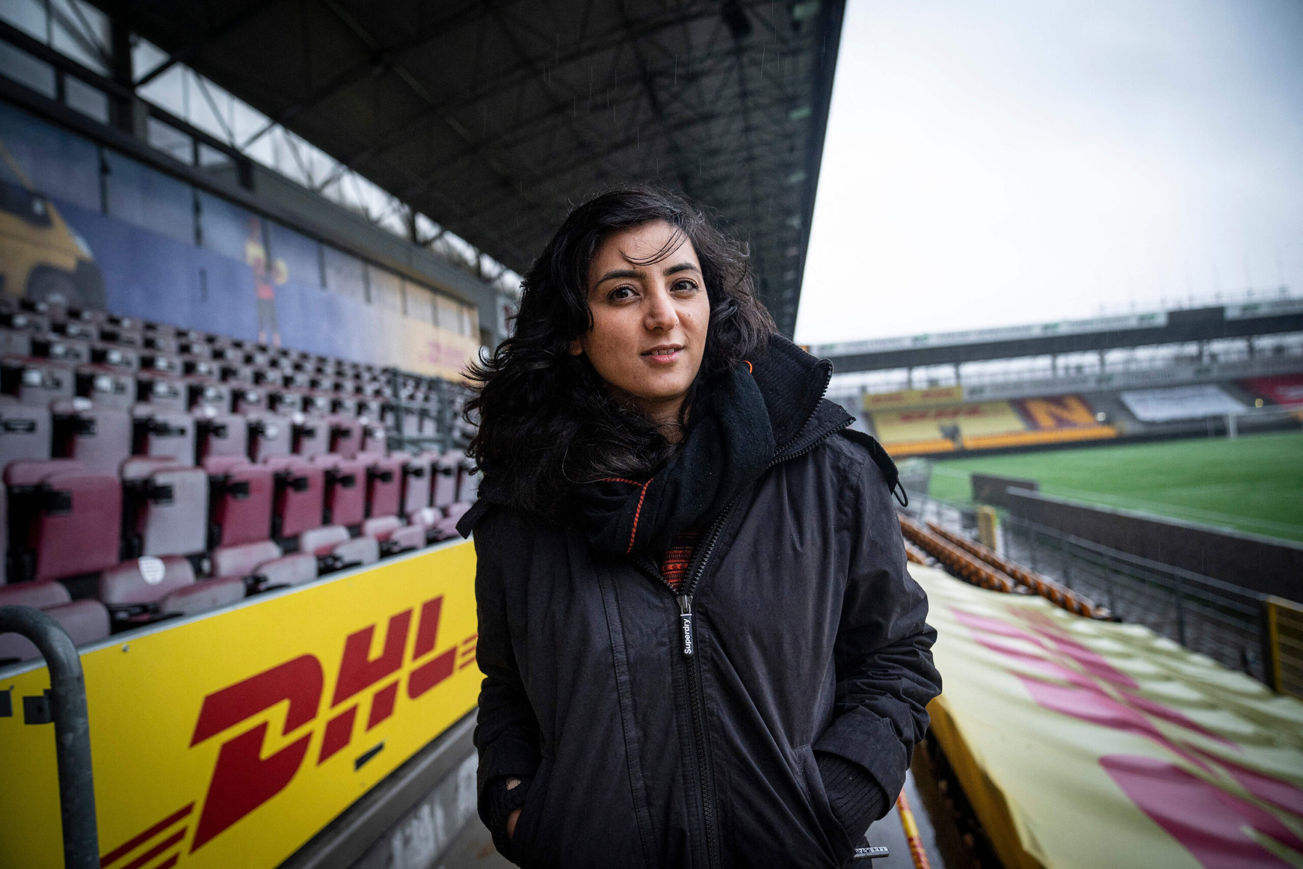 <i>Tariq Mikkel Khan/Ritzau Scanpix/AFP/Getty Images</i><br/>Afghanistan's women's junior soccer team and their immediate families will be relocated to Britain from Pakistan