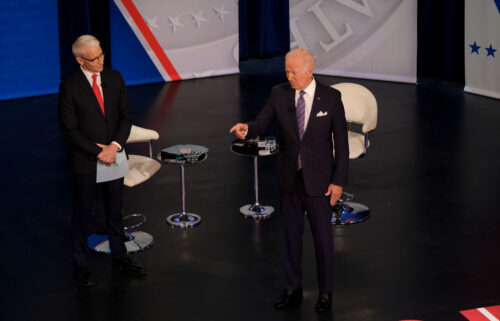 President Joe Biden admitted on Thursday that he was wrong to make a statement last week that those defying subpoenas from the House committee investigation the January 6 attack on the US Capitol should be prosecuted.