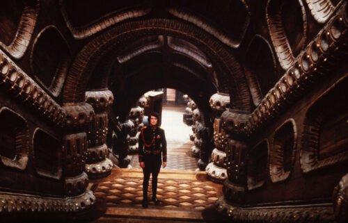"Kyle McLachlan starred as Paul Atreides in David Lynch's big-screen adaptation of ""Dune"