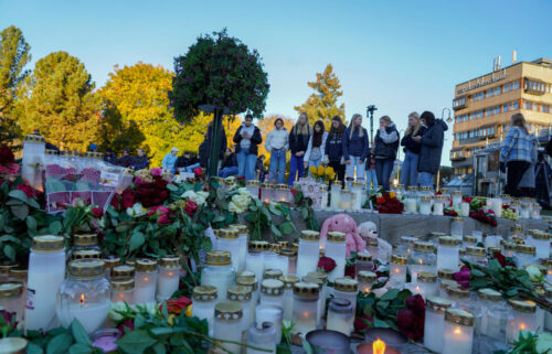The five victims of last week's attack in Norway were all stabbed to death