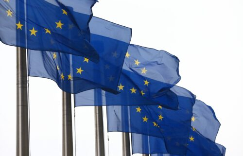 The European Union is facing mounting pressure from its own lawmakers to withhold funds to Poland as an ongoing spat between Warsaw and Brussels intensifies.