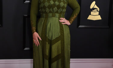 Adele has announced a release date for her much anticipated new album. Adele is shown here at the 59th Grammy Awards pre-telecast on February 12
