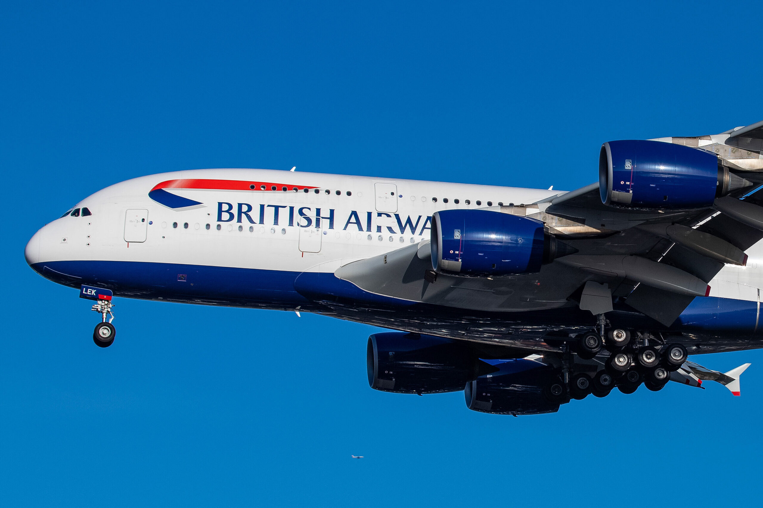 <i>Nicolas Economou/NurPhoto via Getty Images</i><br/>The A380s days are undoubtedly numbered but some airlines have announced plans to get the aircraft back in the air. British Airways' A380s are returning to the skies this year.